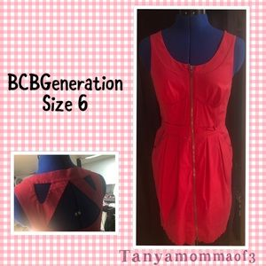 Beautiful MUST SEE Pink dress (dragon fruit color)